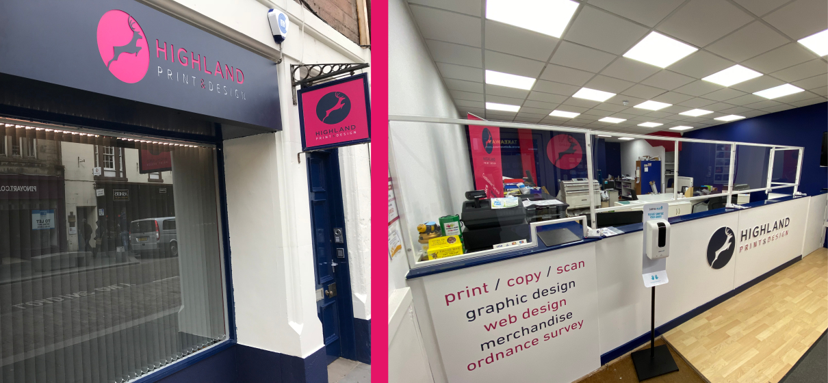 Highland Print Shop